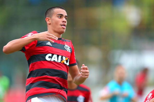 Milan envia olheiros para acompanhar promessa do Flamengo