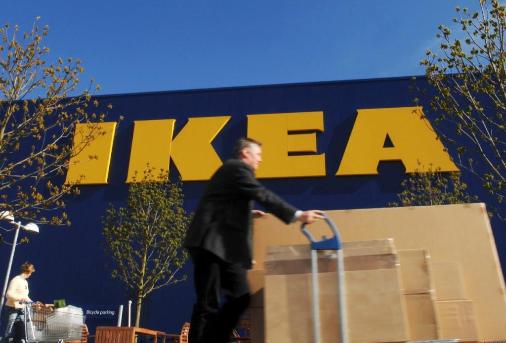 宜家IKEA將在英國測試Click&Collect新的零售業態,希望能更接近客戶