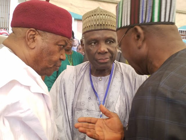SEE PHOTOS FROM THE MIDDLE BELT SUMMIT, MAKURDI