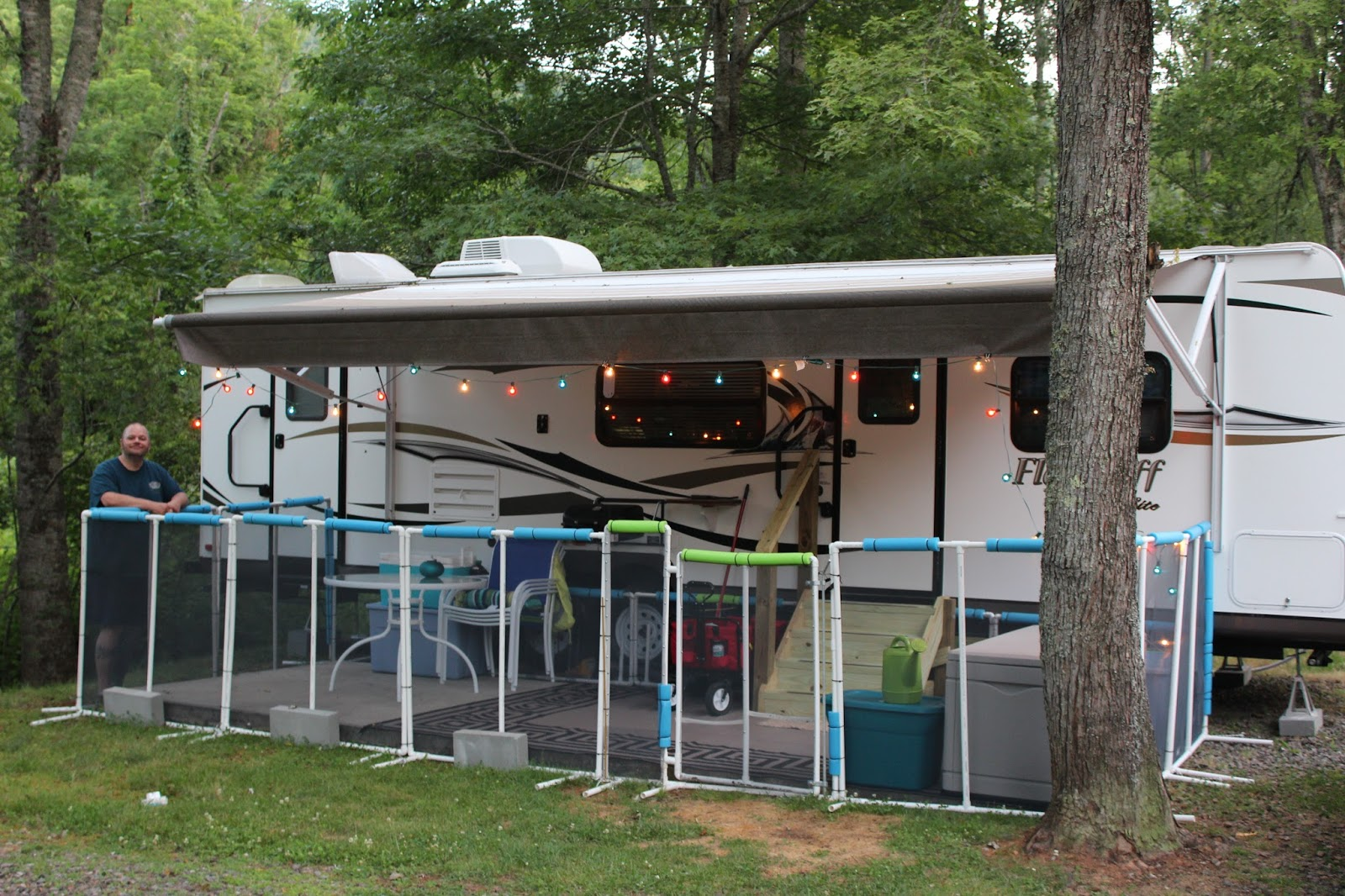 The Bowen Knot ⌘ Diy Dan Designed An Rv Travel Trailer