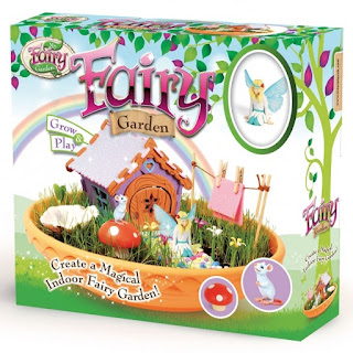 My Fairy Garden Giveaway from Interplay.