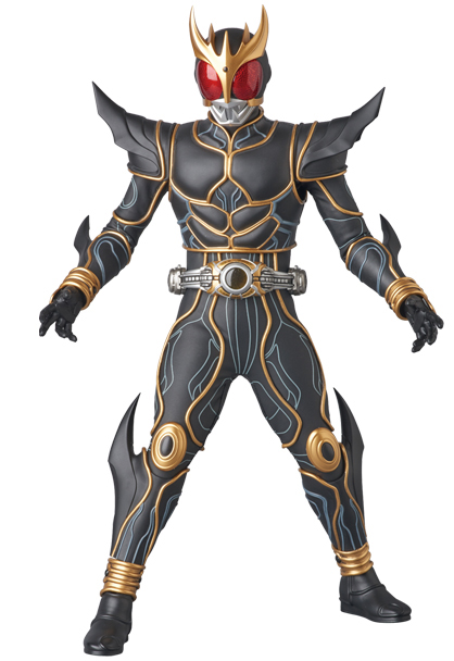 RAH Kamen Rider Kuuga Ultimate Form Official Images - JEFusion