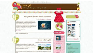the latest blog template