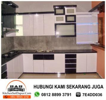 Tukang kitchen set serpong | Harga Kitchen Set Serpong | 0812.8899.3791