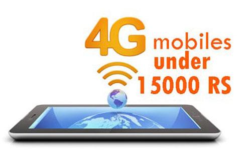 new mobiles under 15000