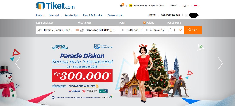 Mewah Dengan Biaya Murah Cara Tukar Tix Poin Voucher Indomaret Rp 100000 Buka Website Tiketcom Dan Login