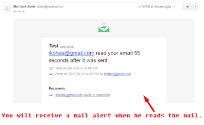 Confirm if Someone Blocked on Gmail 11