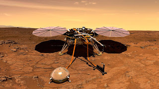 InSight Lander Places its First Instrument (SEIS) on Mars
