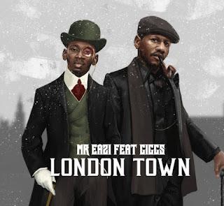 Mr. Eazi - London Town Ft Giggs