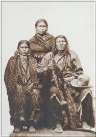 Família Indígena Comanche