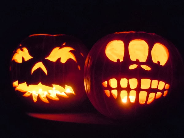 Fun Halloween pumpkin designs