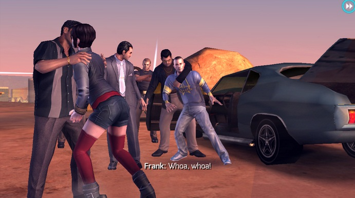 Download Gangstar Rio: City of Saints for Java - latest