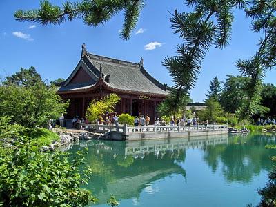 Kebun Raya Montreal, Kanada