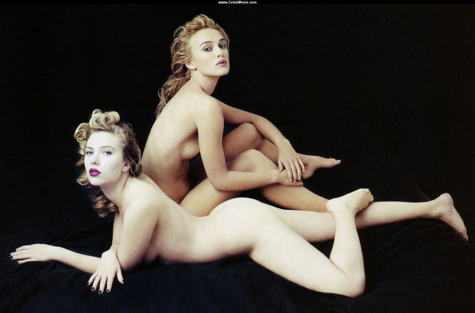 scarlett johansson nude Hot