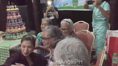 Angel Locsin Threw A Charity Event Instead Of A Birthday Party