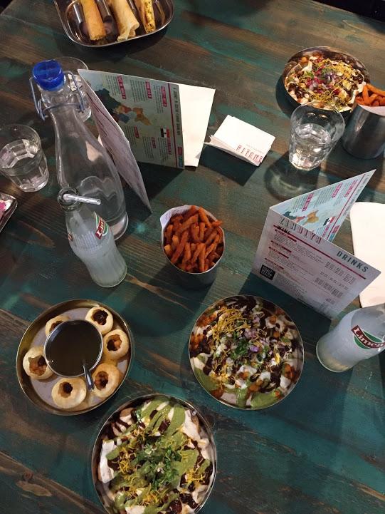 Indian Street Food In Birmingham Davinder Kaur