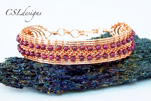 Wire Kumihimo | 7 Awesome Wire Kumihimo Bracelet Tutorials The Beading Gem S Journal