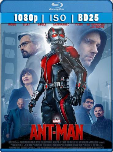 Ant-Man El Hombre Hormiga Latino [BD25] [1080p] Latino [GoogleDrive] TeslavoHD
