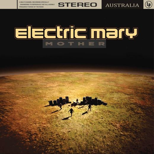 ELECTRIC MARY - Mother (2019) full