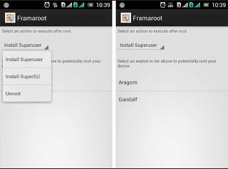 Cara Root Android Semua Tipe Handphone Tanpa PC
