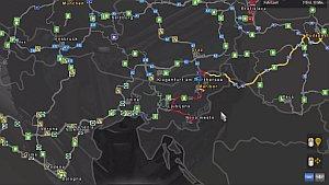 Project Balkans 1.01 Map
