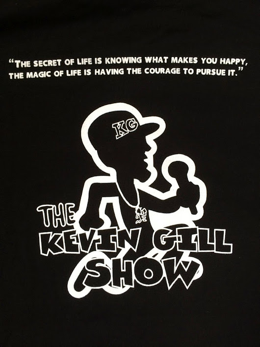Kevin Gill Show Podcast (LISTEN)