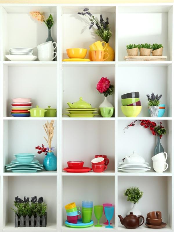 Chọn màu sắc cho phòng bếp