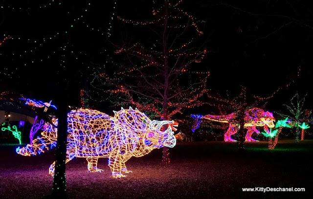 best christmas lights abq