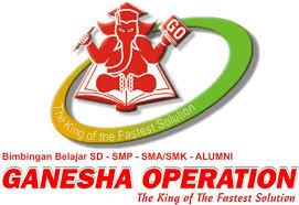 Lowongan kerja bangka tahun 2015 di ganesha operation membutuhkan guru matematika, indonesia, bahasa inggris, tenaga pengajar...
