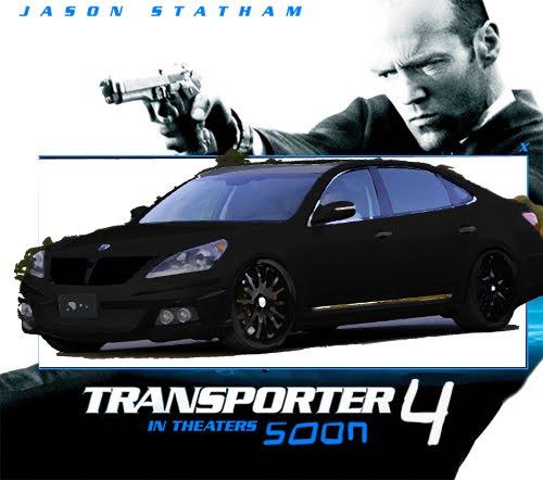 Transporter 4 Online