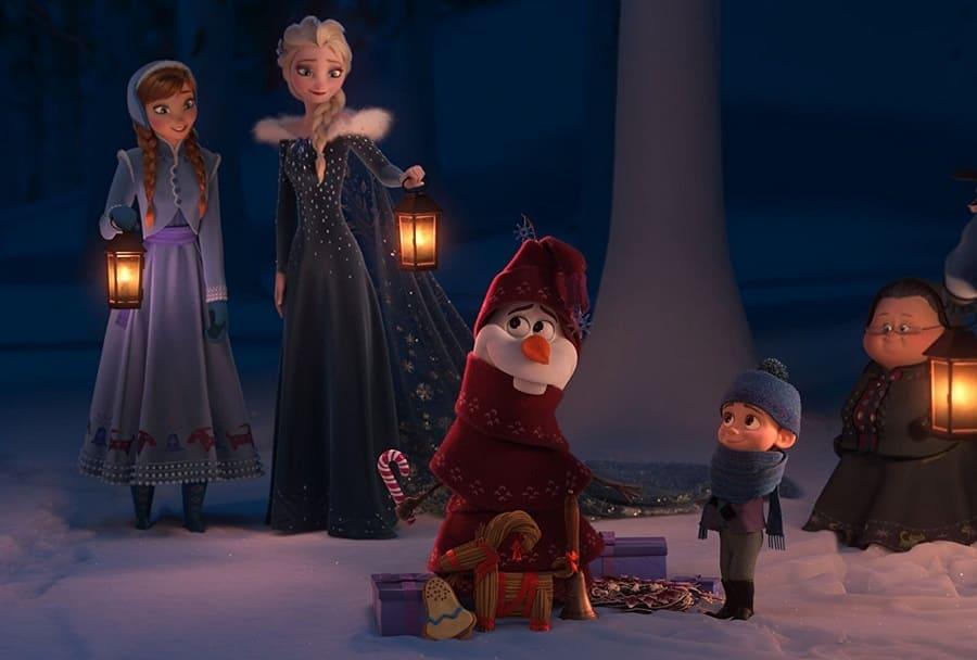 Olaf - Em Uma Nova Aventura Congelante de Frozen Torrent