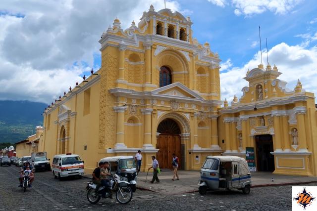 Antigua, Iglesia de San Pedro Apóstol