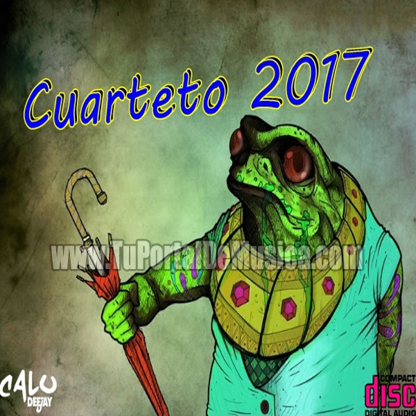 Dj Calu Enganchados Cuarteto (2017)