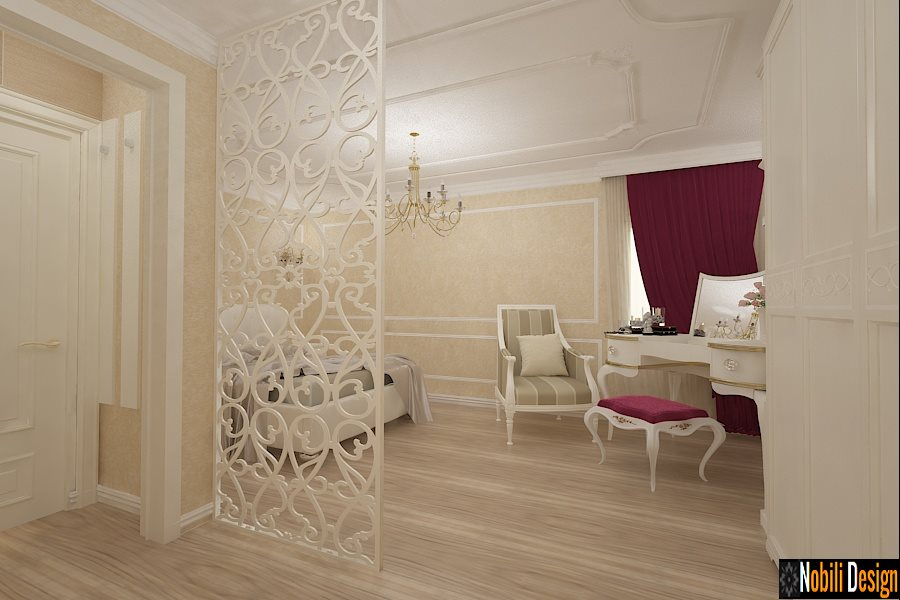 Design interior case apartamente stil clasic proiect de for Architecture si