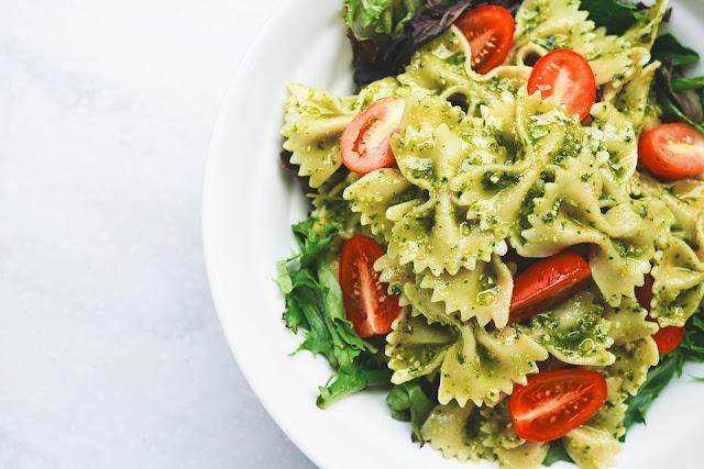 recette - salade - repas sain - repas équilibré