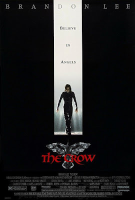Sinopsis film The Crow (1994)