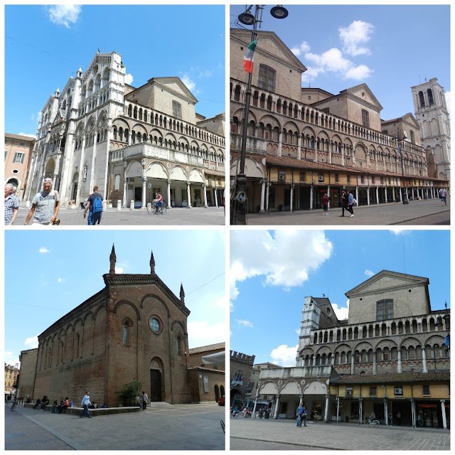 Piazza Treno_Trieste, Ferrara