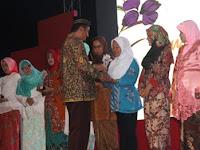 Perempuan Difabel Asal Rembang Terima Penghargaan KICI Award 2017