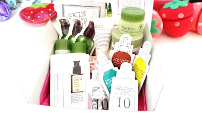 Memebox Mini K-Beauty Starter Kit