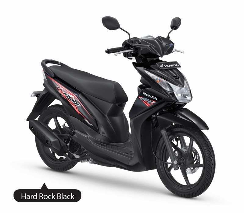 Gambar Motor All New HONDA BEAT FI