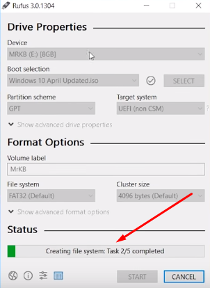 How To Make A Windows 10 Bootable Pen Drive Easily Bootable