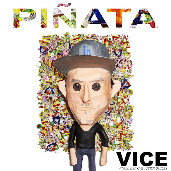 Vice - Piñata (feat. BIA, Kap G & Justin Quiles) - Single Cover