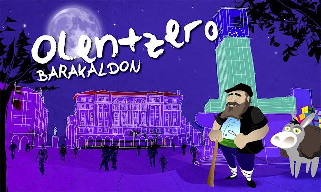 Olentzero Barakaldon