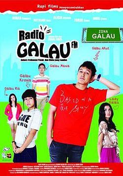 Sinopsis film Radio Galau FM (2012)