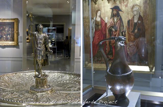 Museo Lázaro Galdiano - Madrid por El Guisante Verde Project