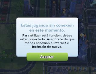 jugar simcity buildit sin conexion
