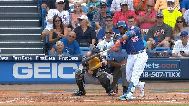"""Este miércoles la 'Potencia' volvió a demostrar que la discreta ofensiva se acabó y que volvió a su """"normalidad"""" con los Mets de Nueva York."""