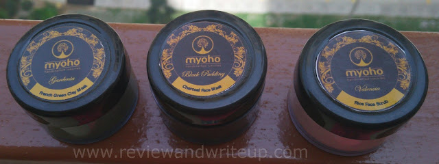 Myoho Skincare Products Review