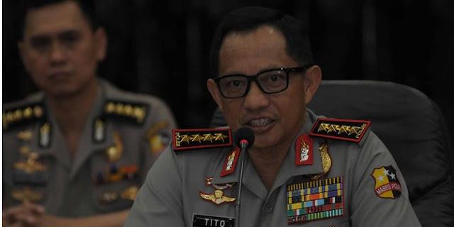 2 Menteri Tak Kompak dengan Tito Soal Makar, Kenapa Hanya Kapolri yang Sebut Makar? : Berita Terhangat Hari Ini