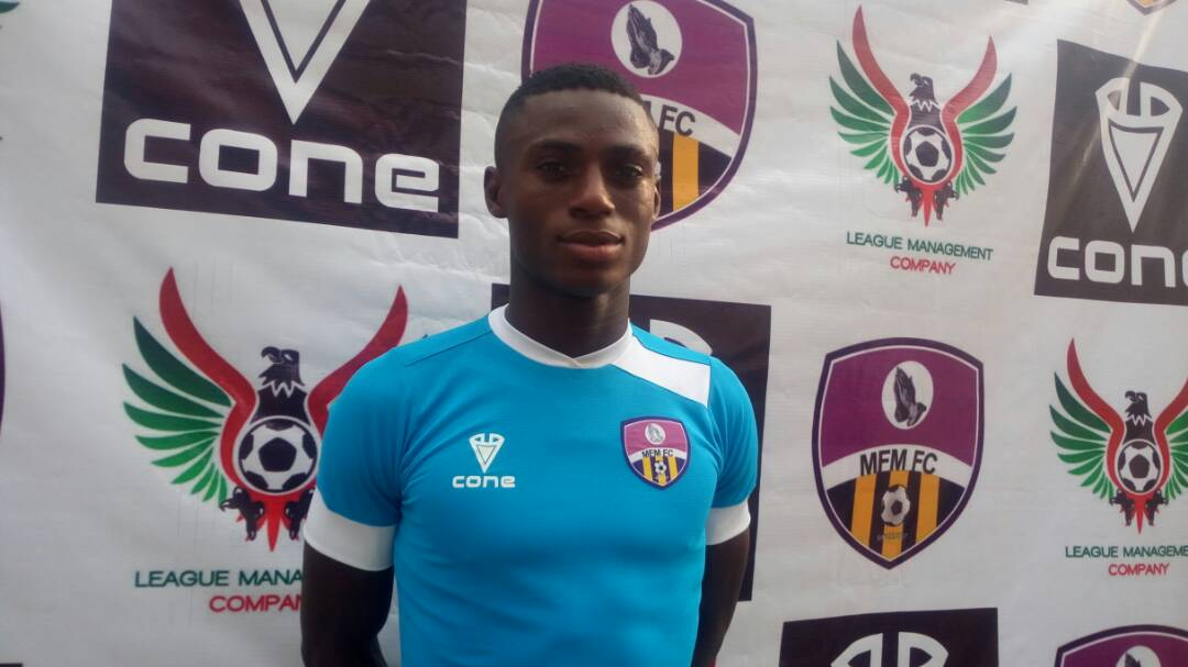 Odey not under pressure to break Mfon Udoh's record